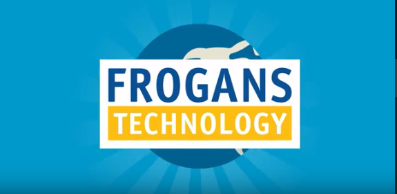 Introducting Frogans Technology video