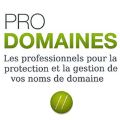 Prodomaines logo