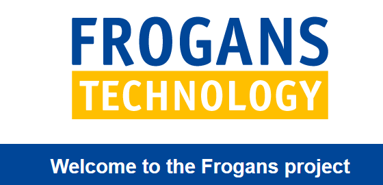 Welcome to the Frogans project