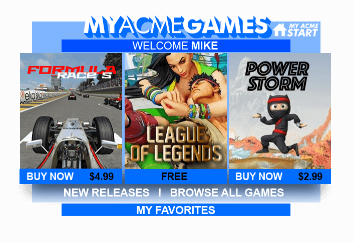 frogans*MyACME-Games