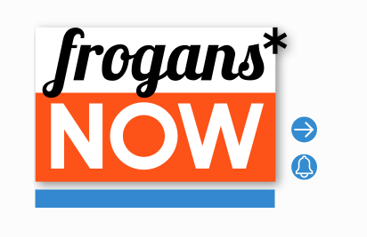 frogans*NOW Frogans site of Frogans NOW Frogans agency